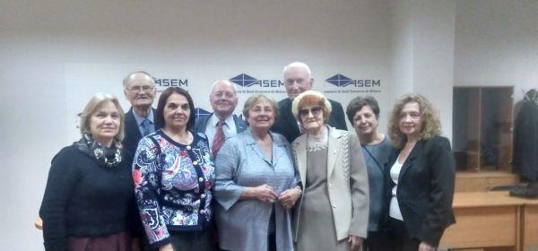 """Mesajul de Felicitare de Ziua Mondială a oamenilor în Etate, din numele Consiliului de Administrație a Asociației """"Seniorii ASEM"""""""